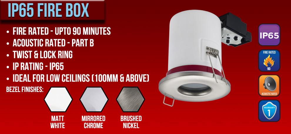 IP65 Fire Box 990x550