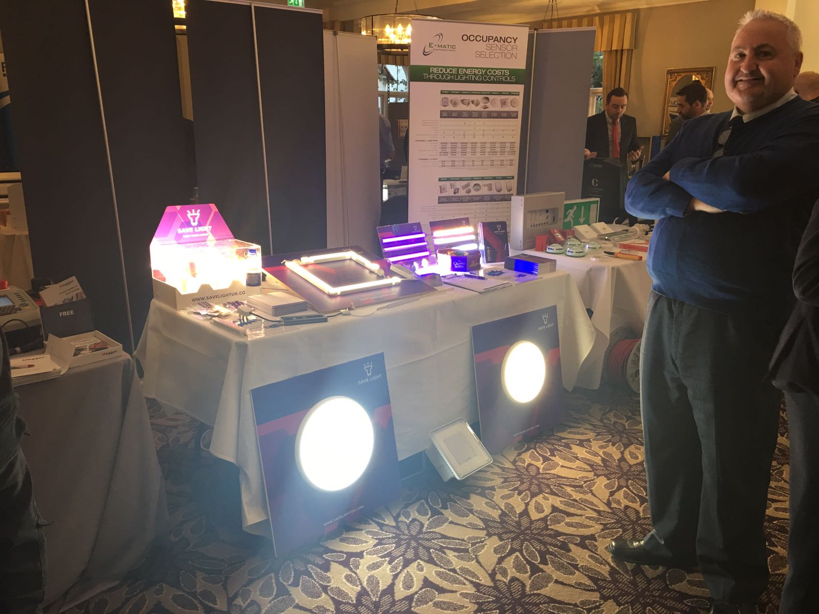 Save Light Trade Event At Cef Herne Bay Uk