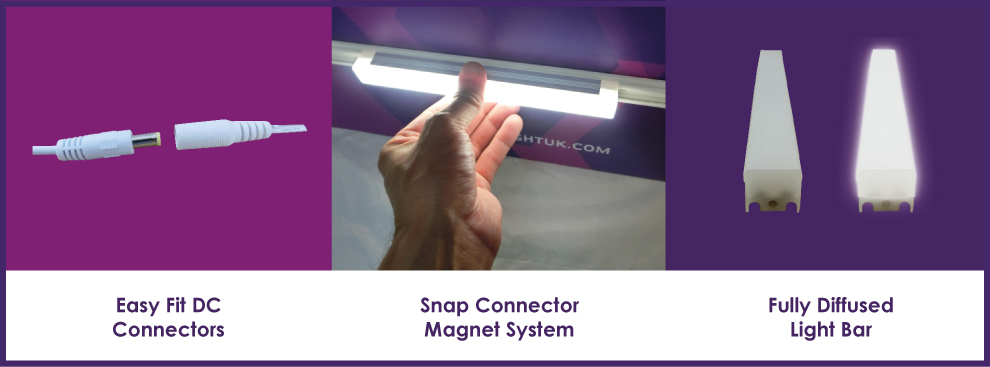 Magneto The Magnetic Led Rail Light System Save Light Uk