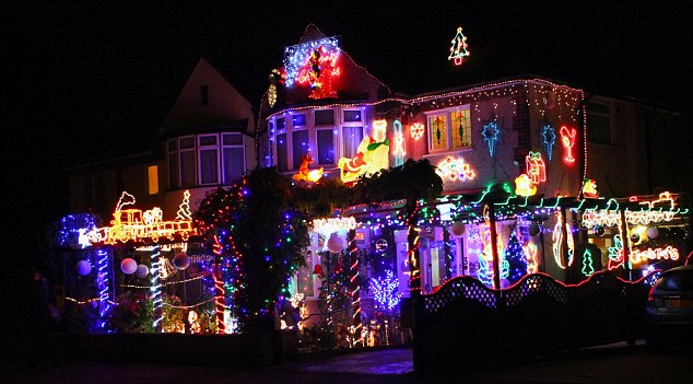 Britain's Craziest Christmas Lights