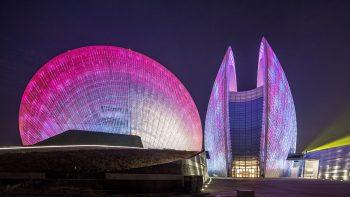 Zhuhai Opera House, Zhuhai, China